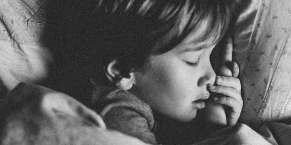 Niños y terrores nocturnos