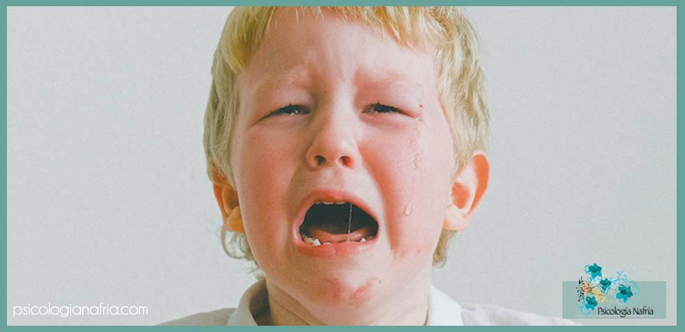estrés postraumático- niños